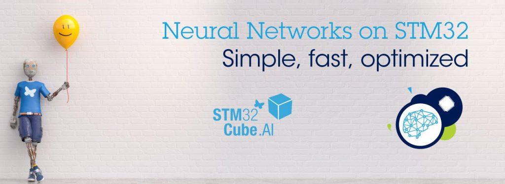 هوش مصنوعی روی میکروکنترلر آرم - STM32CubeAI