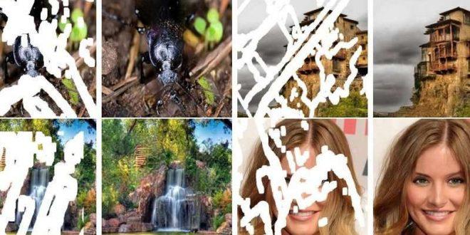 بازسازی تصاویر هوش مصنوعی انویدیا