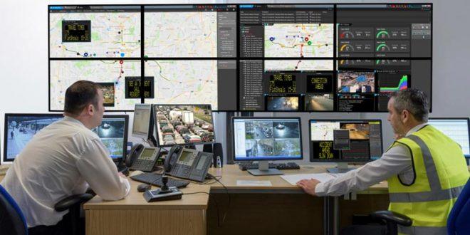 تشخیص پلاک نظارت