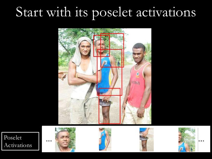 پوزلت برای تشخیص چهره فیسبوک