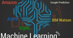 API های یادگیری ماشین