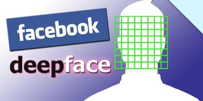 Deep Face فیسبوک