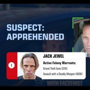 تشخیص چهره مجرمان