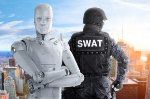 مجریان قانون هوش مصنوعی