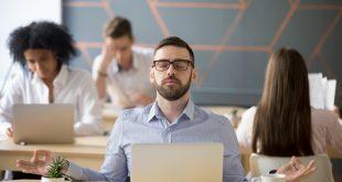 هوش مصنوعی کاهش استرس کارمندان