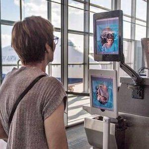تشخیص چهره سفر های هوایی