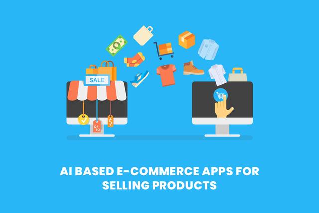 برنامه های هوش مصنوعی فروش محصولات