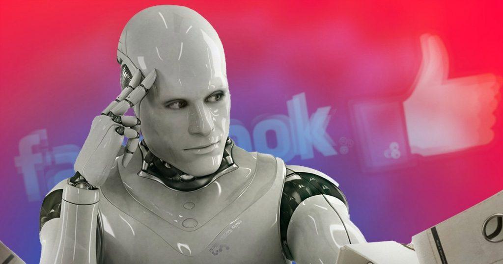 ربات های گفتگو هوش مصنوعی فیسبوک
