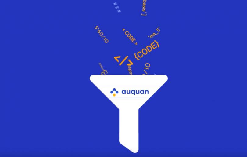 هوش مصنوعی تجارت در Auquan