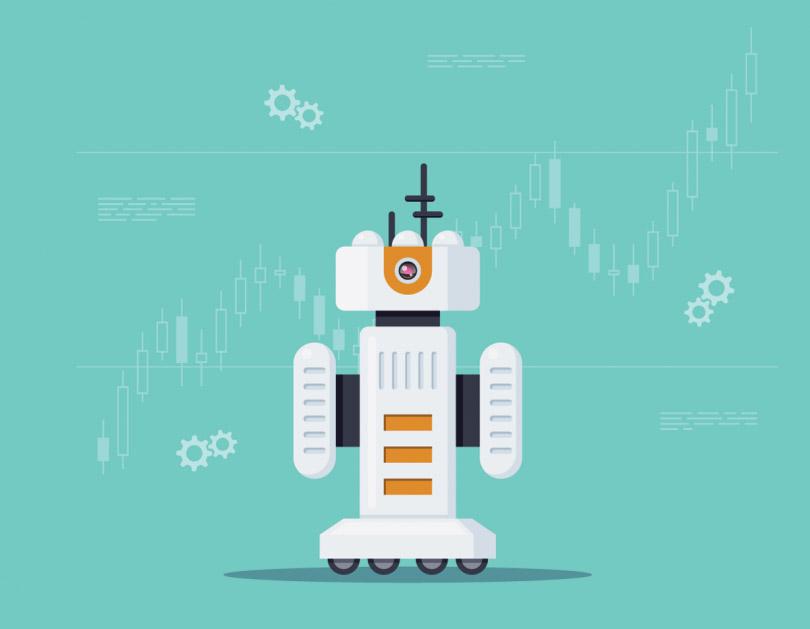 هوش مصنوعی تجارت در trade ideas