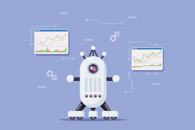 هوش مصنوعی تجارت درTechtrade