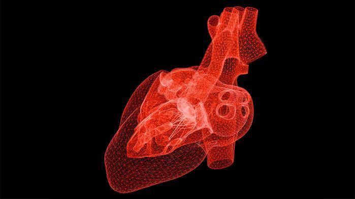 هوش مصنوعی حمله قلبی