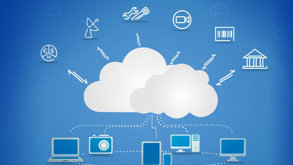یادگیری هوش مصنوعی پردازش فضای ابری