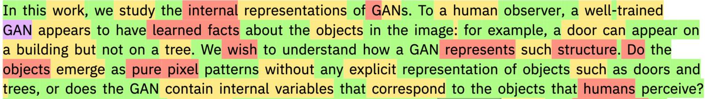 مدل زبانی متن ساختگی