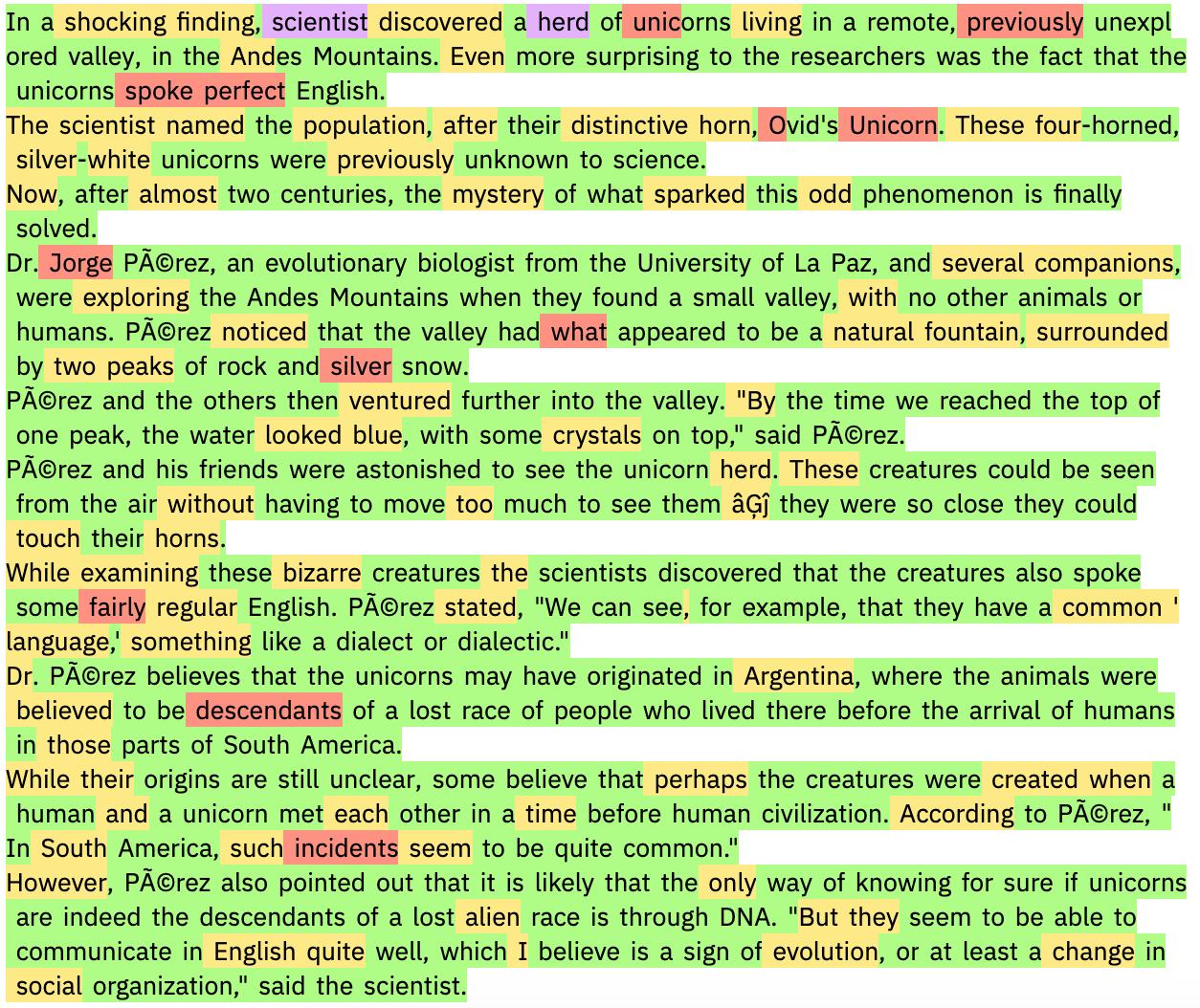 مدل زبانی تک شاخ