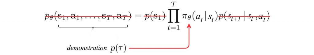 یادگیری تقویتی معادله