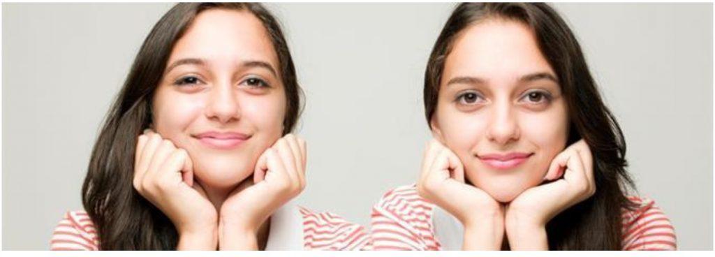 تشخیص چهره تشابه چهره ها