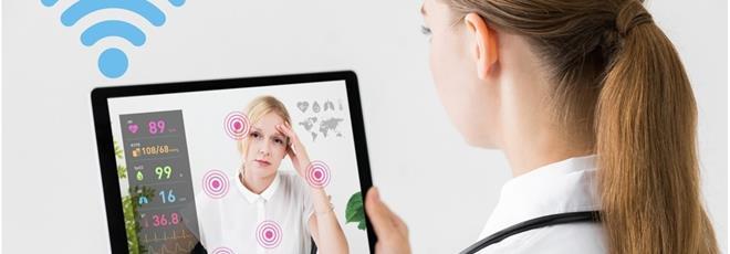 تشخیص چهره سلامت