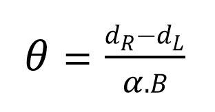 فرمول کنترل ربات
