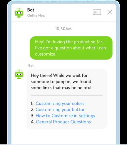 هوش مصنوعی فروش و بازاریابی چت هوشمند
