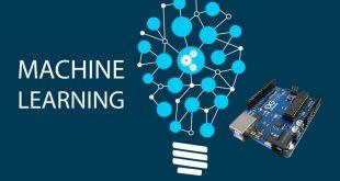 پیاده سازی یادگیری ماشین بر روی آردوینو