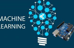 یادگیری ماشین آردوینو