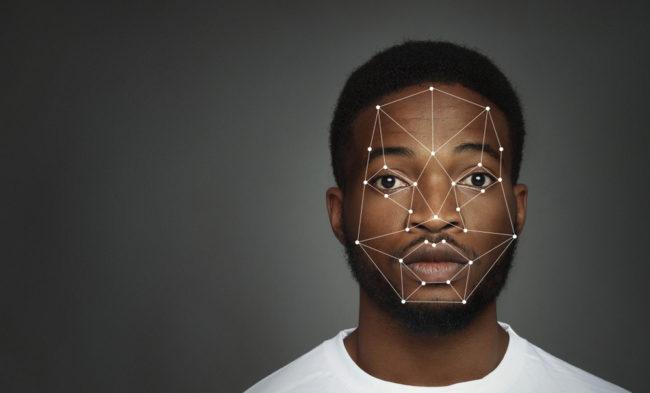 تشخیص چهره نرخ پذیرش نادرست و رد نادرست