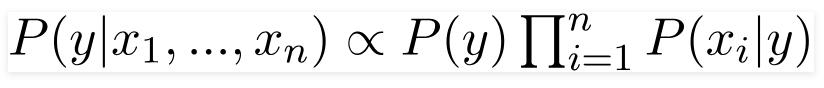 فرمول بیز ساده تناسب
