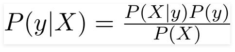 فرمول بیز ساده