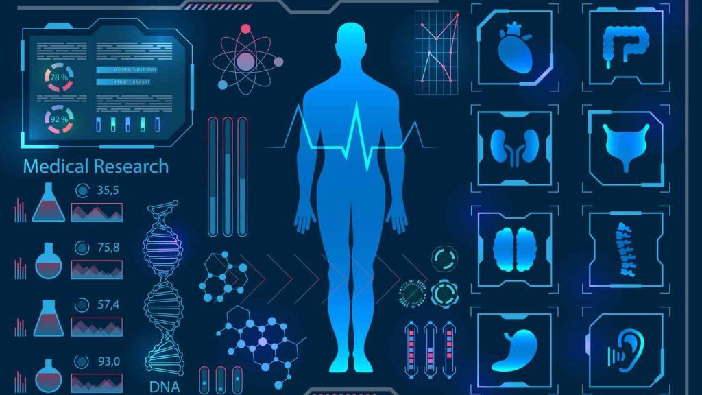 هوش مصنوعی سلامت انسان پزشکی