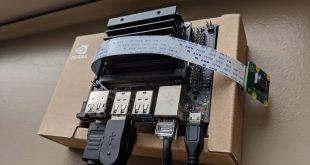 فناوری تشخیص پلاک خودرو با Jetson Nano