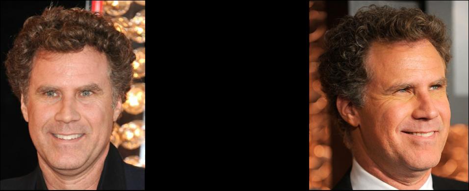 تصویر چهره ی متمایل ویل فرل