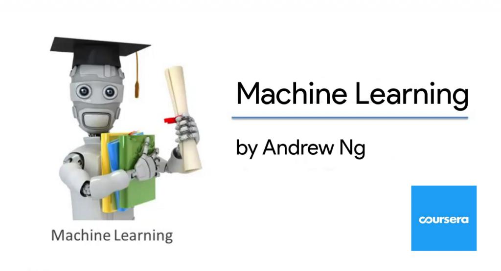 دوره رایگان یادگیری ماشین اندرو انگ کورسرا