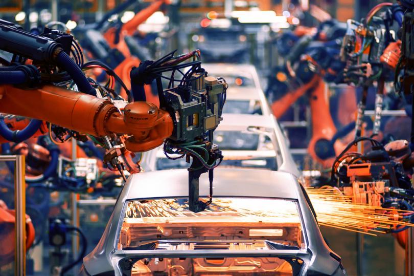 هوش مصنوعی در تولید خودرو ها