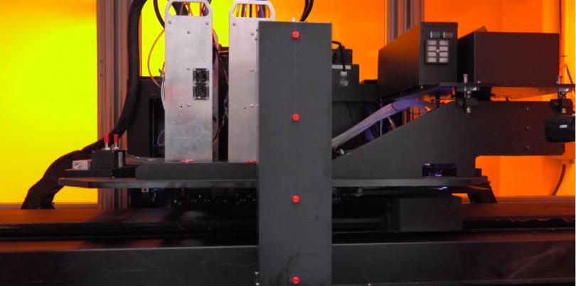 پرینتر سه بعدی inkbit هوش مصنوعی