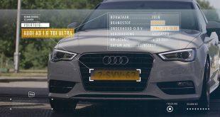 شناسایی و تشخیص خودکار پلاک خودرو با استفاده از فناوری یادگیری عمیق