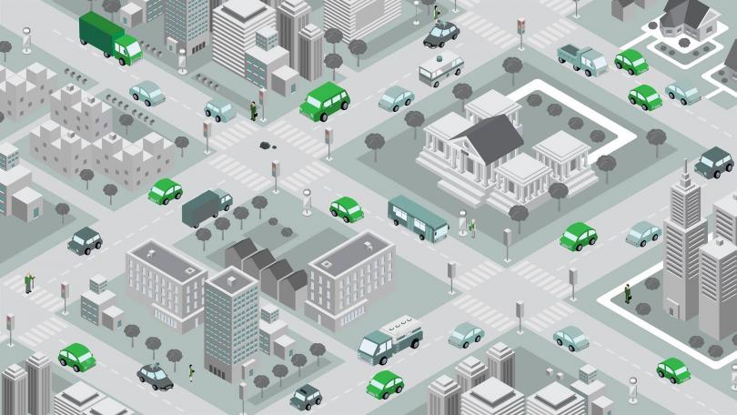 NAUTO هوش مصنوعی خودرو های خود مختار