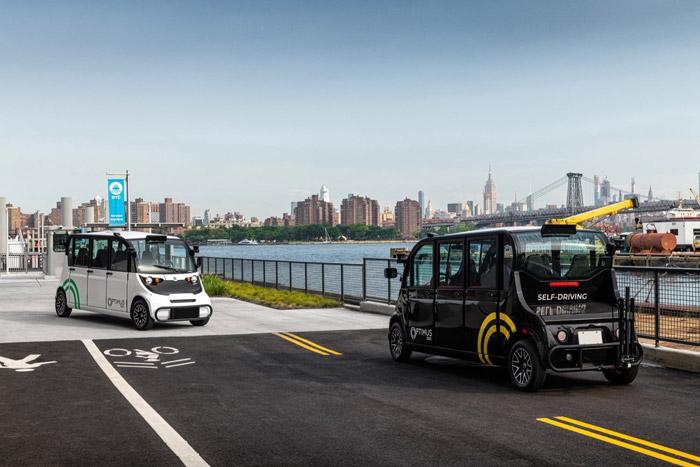 OPTIMUS RIDE هوش مصنوعی در خودرو ها