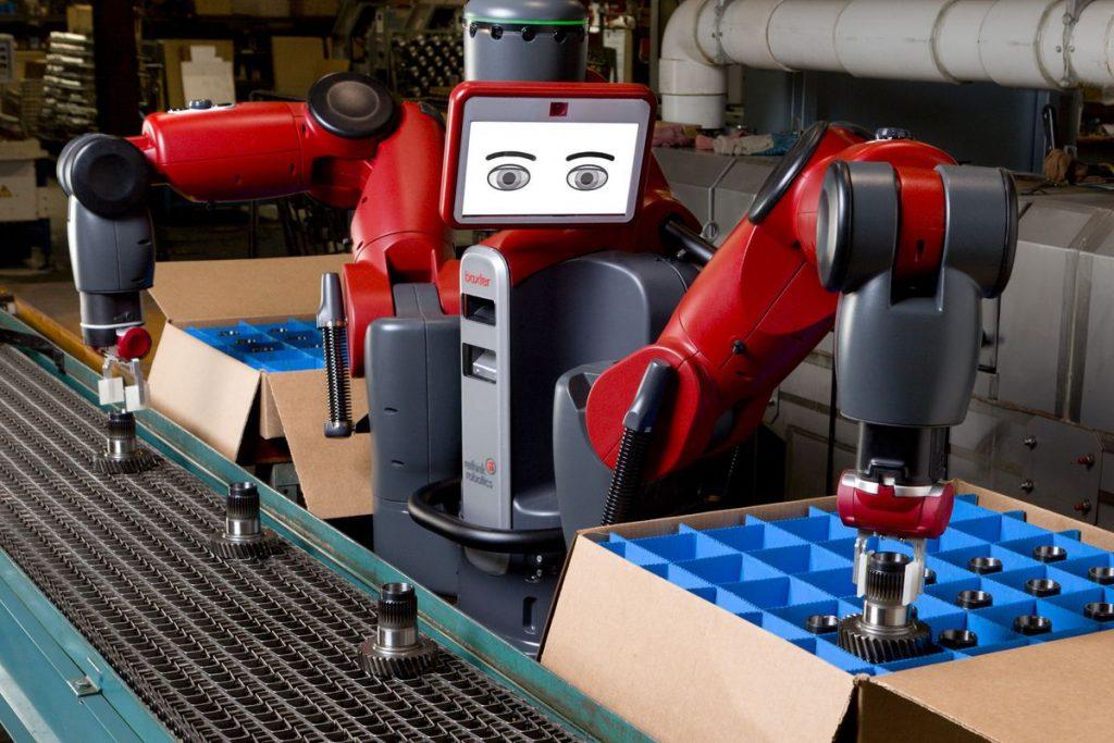 Rethink Robotics هوش مصنوعی در تولید خودرو
