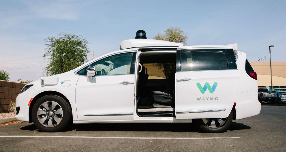 WAYMO هوش مصنوعی در خودرو ها