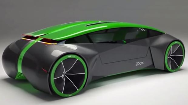 zoox هوش مصنوعی در خودرو ها