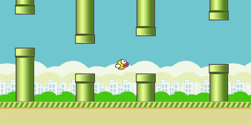 بازی Floppy Bird