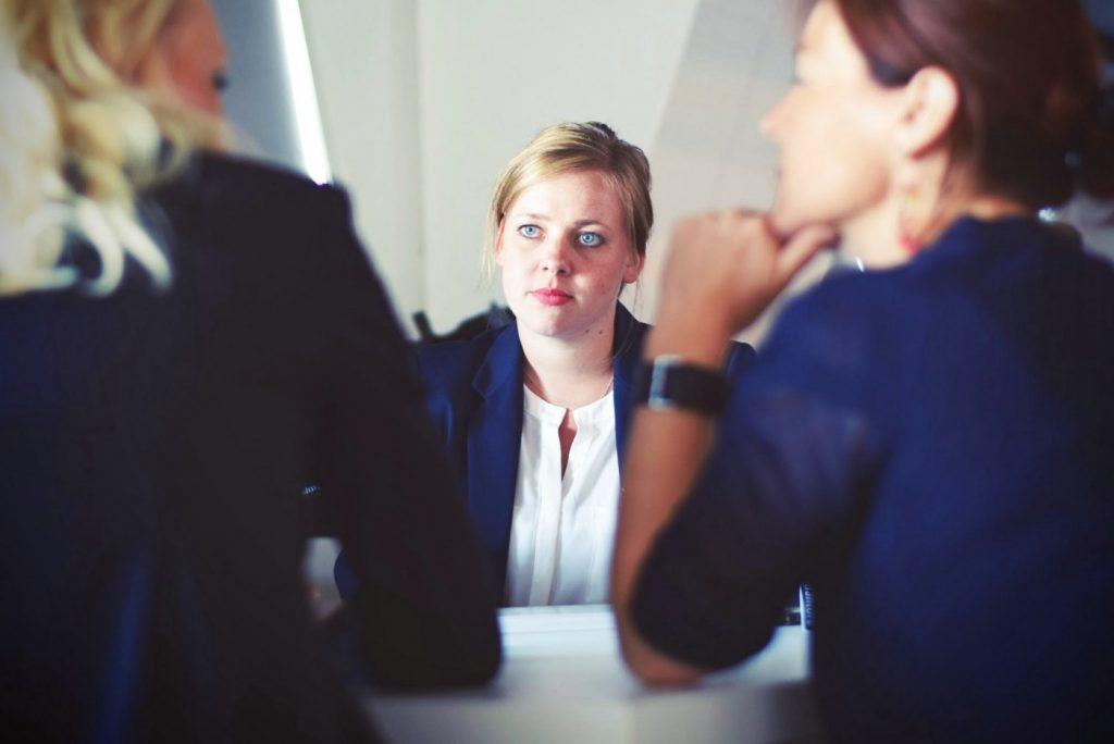 تشخیص احساسات مصاحبه شغلی