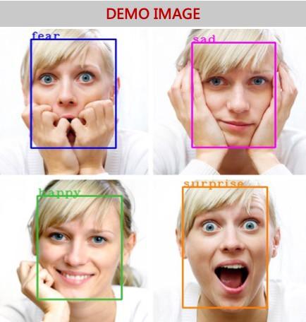 تشخیص احساس چهره