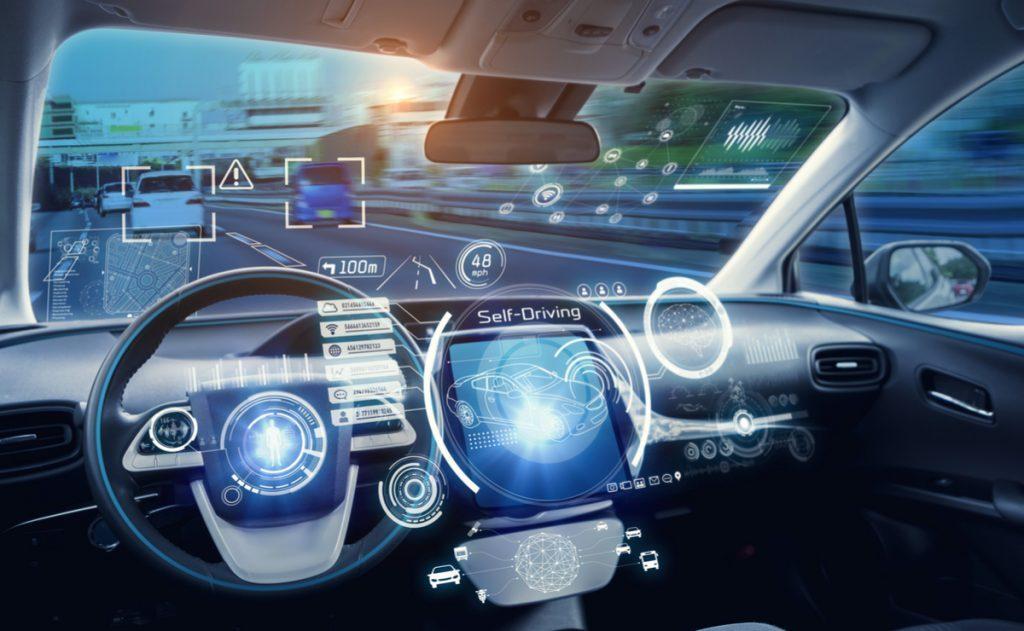 هوش مصنوعی در خودرو سازی خودران
