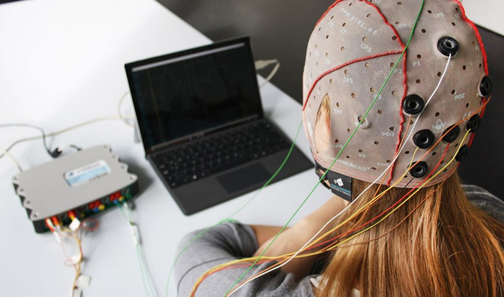 کنترل لپتاپ از طریق ذهن BCI