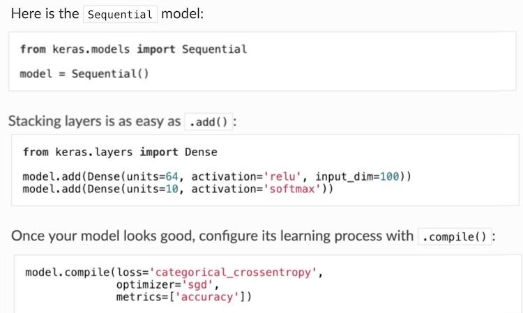 کد نویسی با نرم افزار یادگیری ماشین Keras