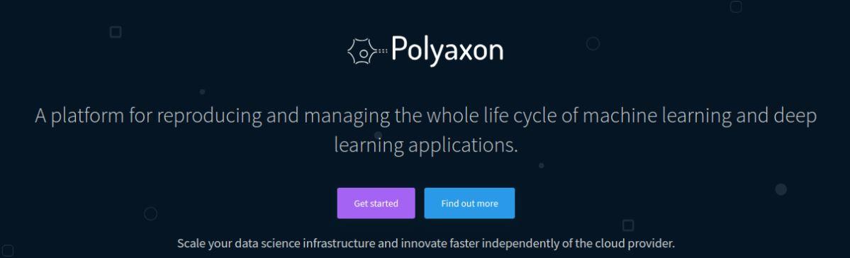 سرویس هوش مصنوعی polyaxon