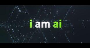 من هوش مصنوعی هستم انویدیا