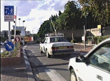 تشخیص پلاک در کنترل ترافیک